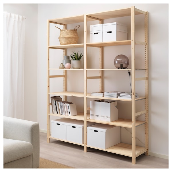 ivar-2-sections-shelves-pine__0578773_PE669782_S5