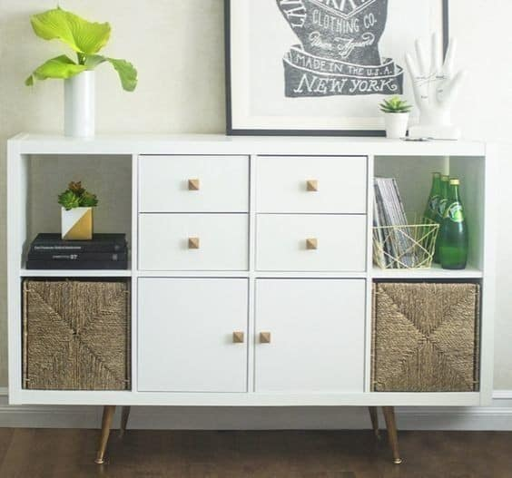 Ikea Kallax — идеи для перевоплощений!
